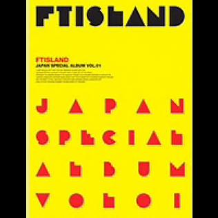 JAPAN SPECIAL ALBUM VOL.1