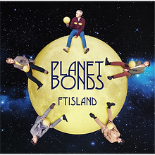 FTISLAND 8th Album「PLANET BONDS」
