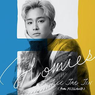 イ・ジェジン(from FTISLAND) Digital Single「Homies」