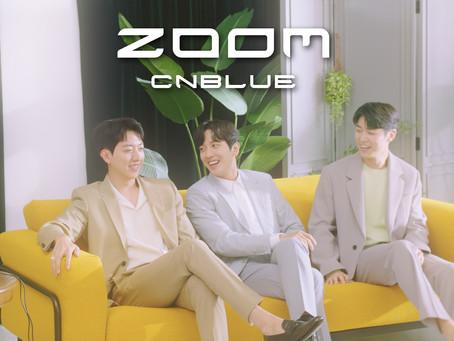 6/23発売 12th Single「ZOOM」先行配信開始&Music Video 公開!