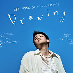 LEE HONG GI (from FTISLAND)3rd Solo Album『Drawing』