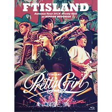 FTISLAND Autumn Tour 2018 -Pretty Girl- at NIPPON BUDOKAN