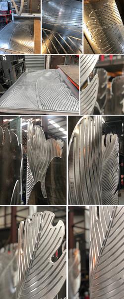 Emma Jennings Bird Echo Sculptures