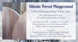 Emma Jennings Olinda Playspace