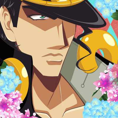 Jotaro: Jojo Bizarre Adventure