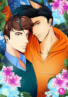 Gabriel and Nicholas