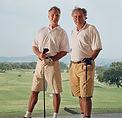 シニアゴルファー