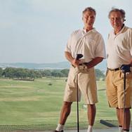 Senior Golfers