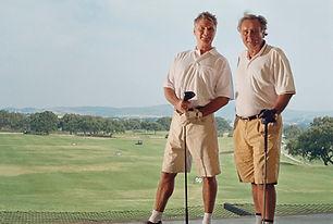 Hierro de golf