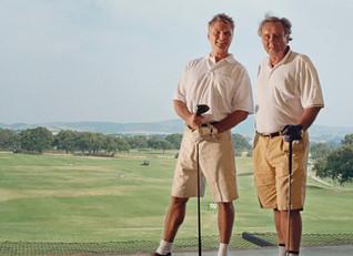 Golf, a good walk spoilt?