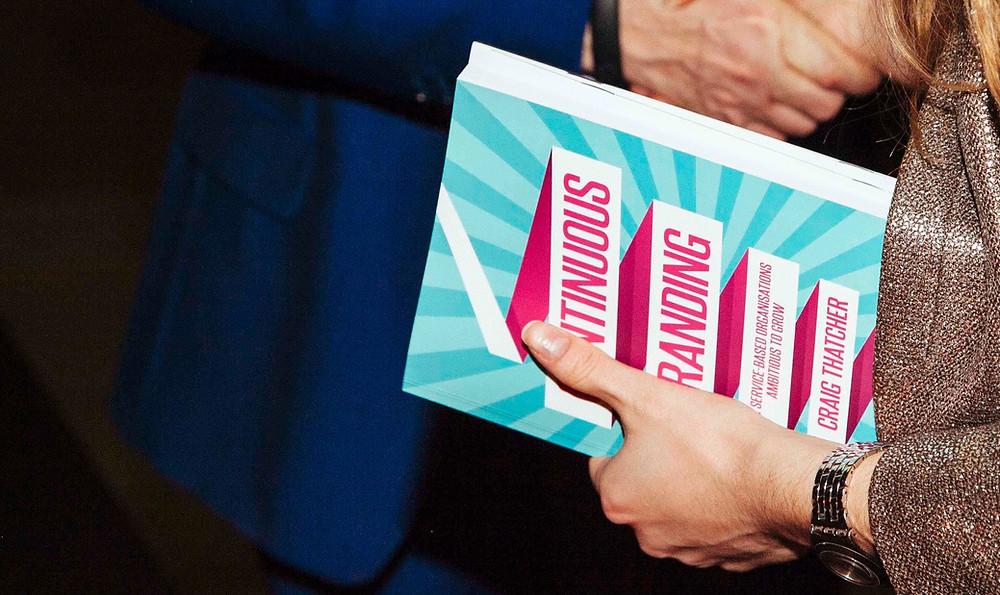 Continuous Branding book