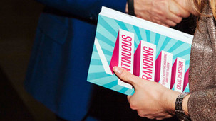 'Continuous Branding' available in ebook, audiobook and paperback