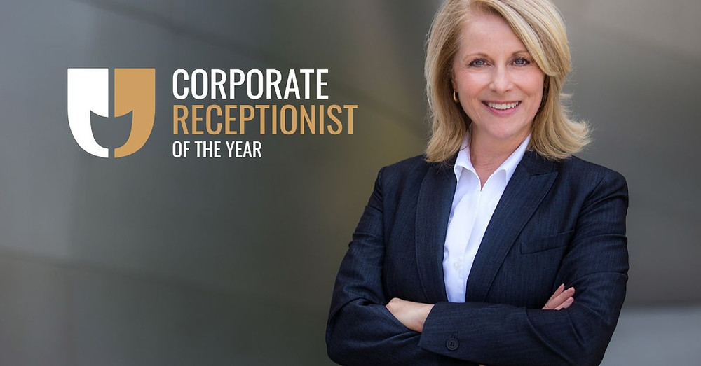 Corporate Receptionist of the Year is important