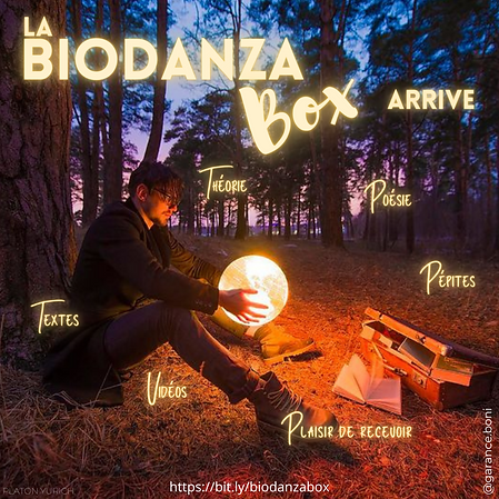 Biodanza Box Garance Bonizec