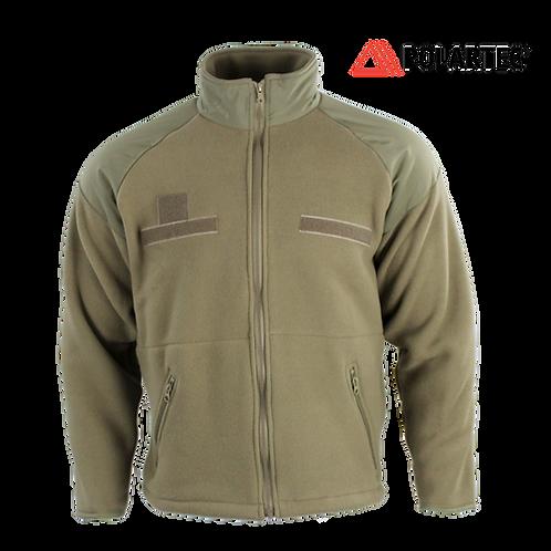 AOS Tactical Theros Polartec Fleece Jacket, Tan 499