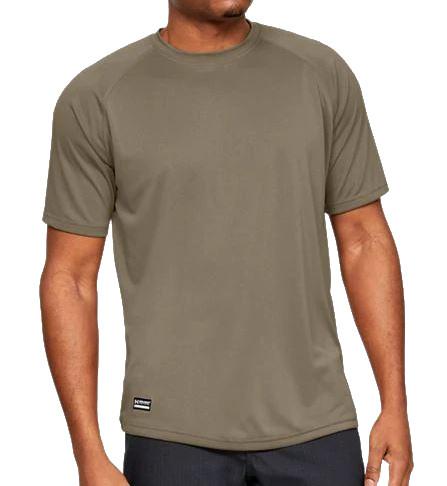 UA Tactical Tech Short Sleeve Tee