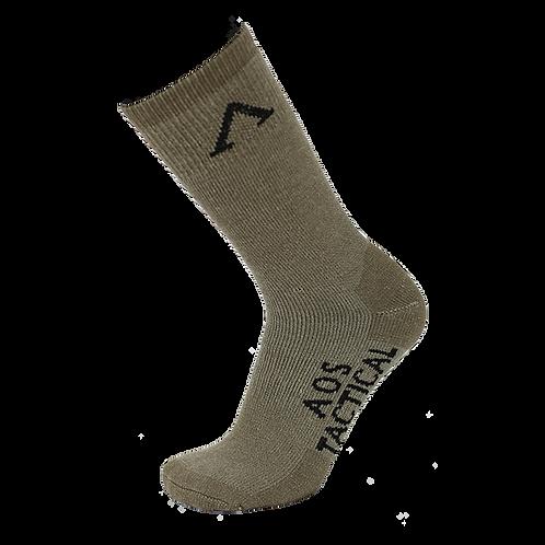 AOS Tactical Alpha Xtreme Merino Wool Boot Sock
