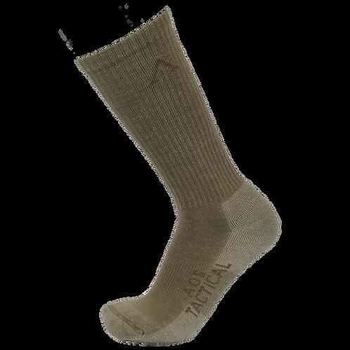AOS Tactical Alpha Lite Merino Wool Crew Sock