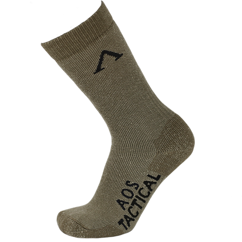 AOS Tactical Alpha Arctic Merino Wool Boot Sock