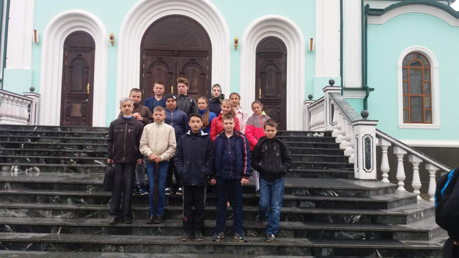 Екскурсія до Свято-Вознесенського монастиря, Банчени