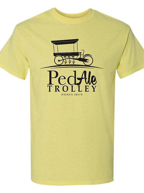 PedAle Trolley Logo T-Shirt