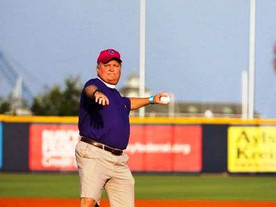 Baseball with the Bishop August 24th