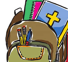 Backpack Blessing August 12