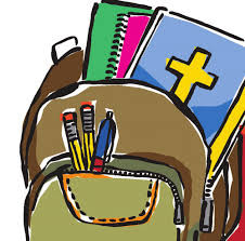 August 12th 10 0'clock am is Blessing of the Backpacks and Commissioning of Sunday School teachers