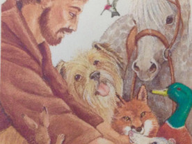 Blessing of Animals 10/7 @ 6pm