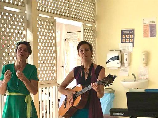 """""""De Vives Voix"""" : musique et chant pour nos gramouns"""