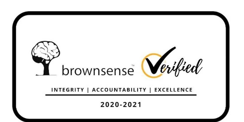 BrownSense Verified
