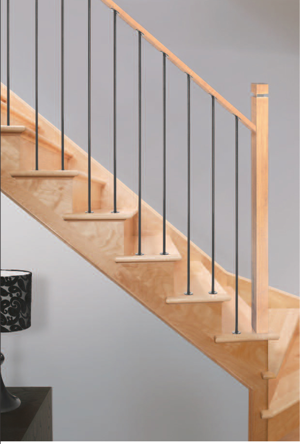 Escaliers et boiseries