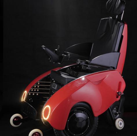 Ferrari Red (Front)