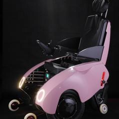 Bubblegum Pink (Front)