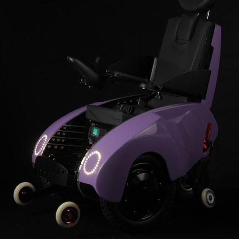 Soft Purple (Front)