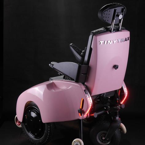 Bubblegum Pink (Back)