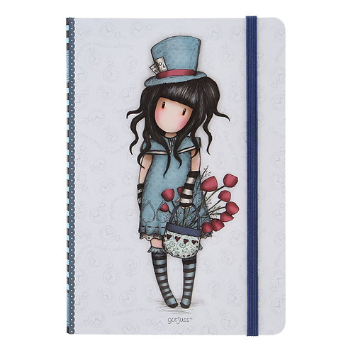 Notebook The Hatter