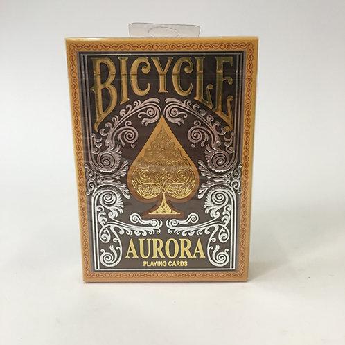 bicycle aurora speelkaarten poker cards