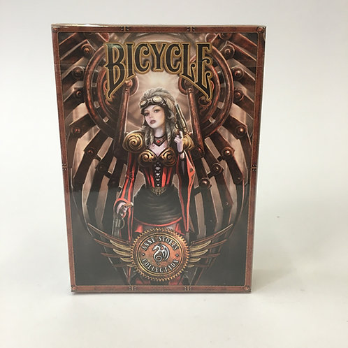 "Bicycle ""Anne Stokes 2 Steampunk"" Pokerkaarten"