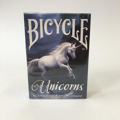 bicycle cards kaarten poker speelkaarten unicorn eenhoorn