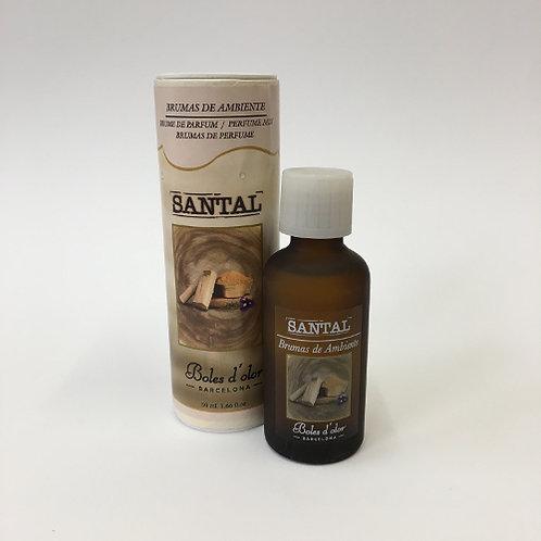 Boles d'olor 50 ml geurolie Santal. sandelwood