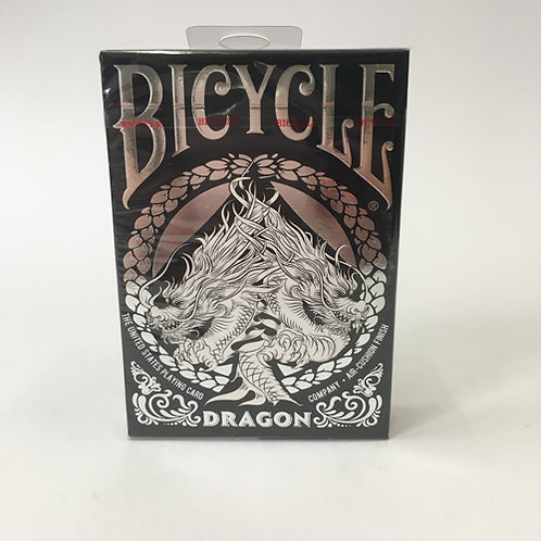 bicycle dragon pokerkaarten