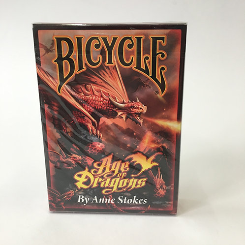 "Bicycle  ""Age of Dragons"" Pokerkaarten"