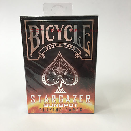 bicycle stargazer sunspot speelkaarten cards poker