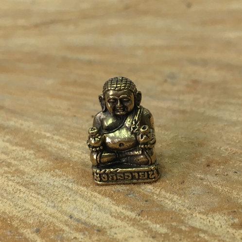 money boeddha buddha koper