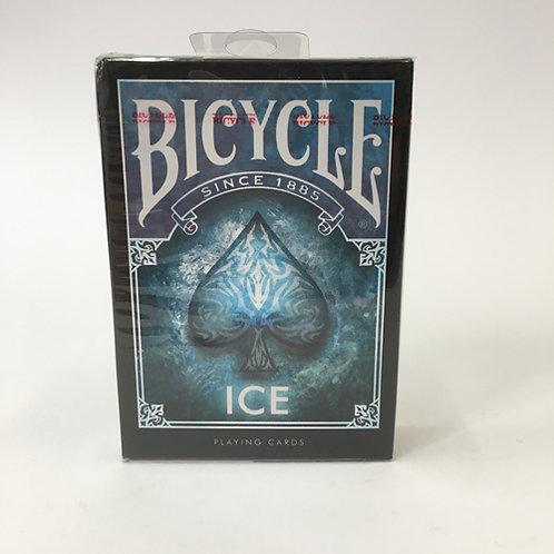 bicycle speelkaarten ice poker cards