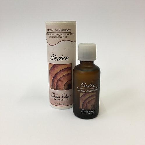 Boles d'olor 50 ml geurolie Ceder