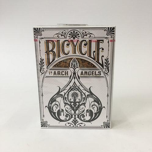 bicycle pokerkaarten cards speelkaarten arch angels