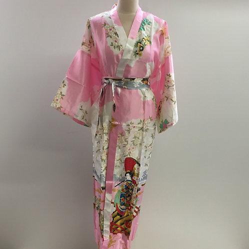 Kimono Roze