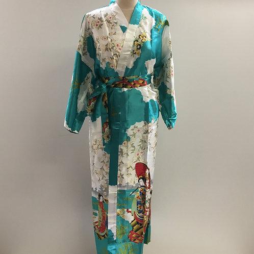 Kimono Groen